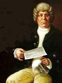P. D. Q. Bach Headshot