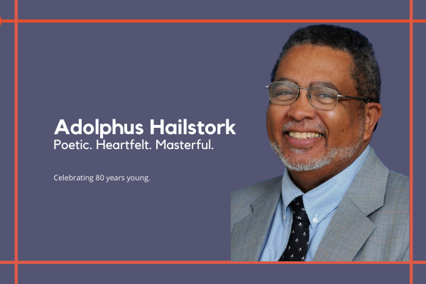 Adolphus Hailstork: Celebrating 80 years young