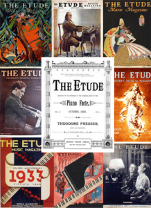 The Etude Magazine