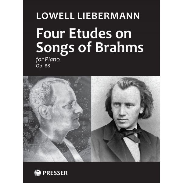 Four Etudes on Songs of Brahms