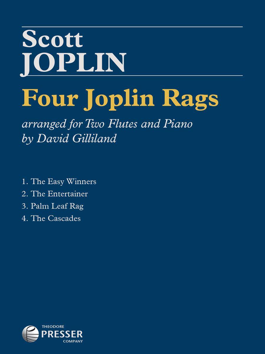 Four Joplin Rags
