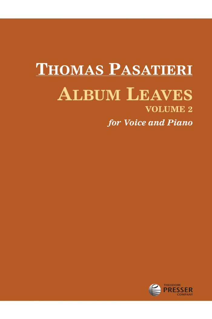 Album Leaves, Vol. 2
