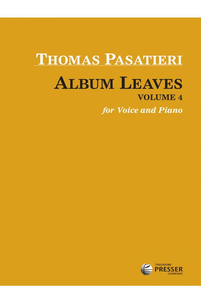 Album Leaves, Vol. 4