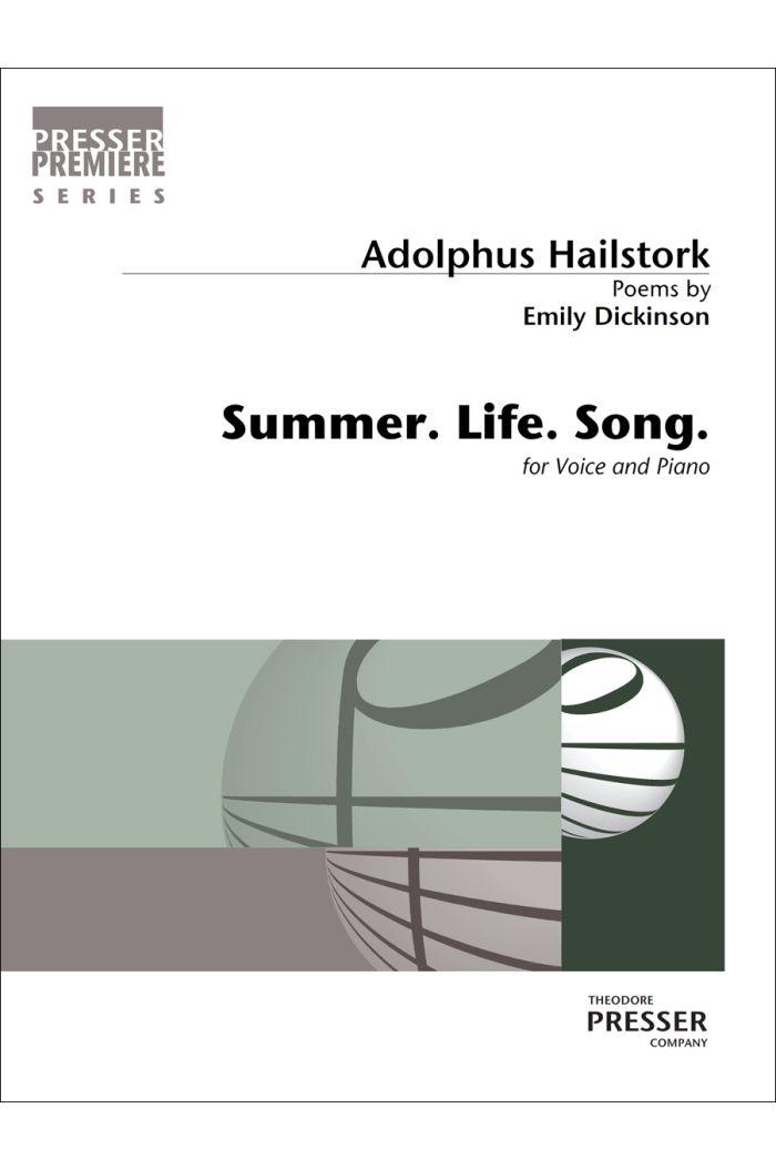 Summer. Life. Song.