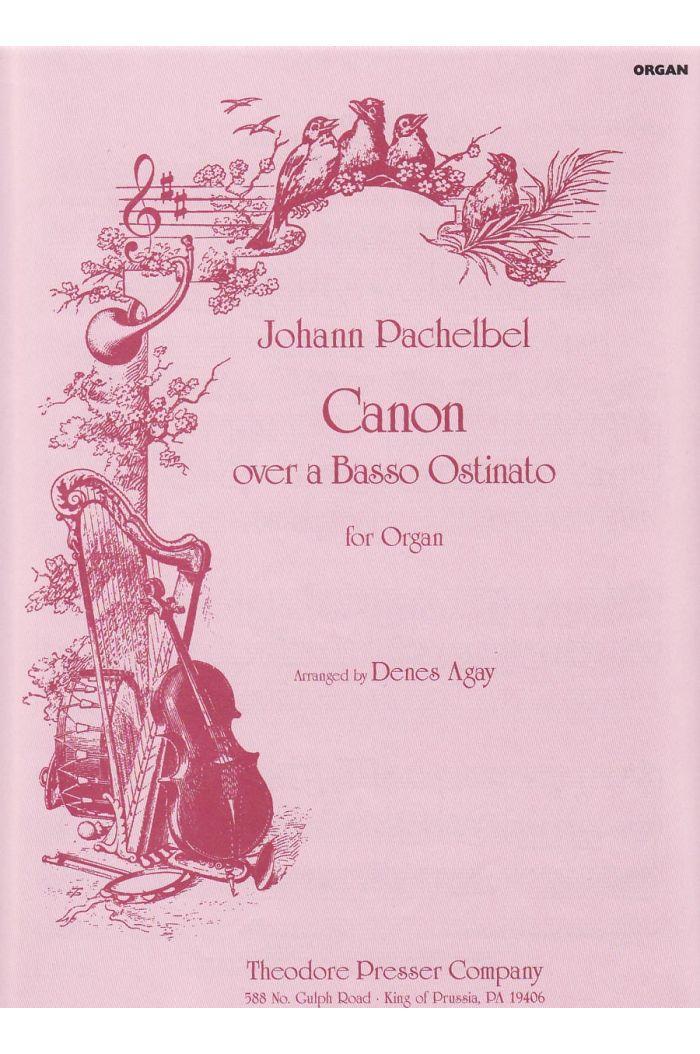 Canon Over A Basso Ostinato