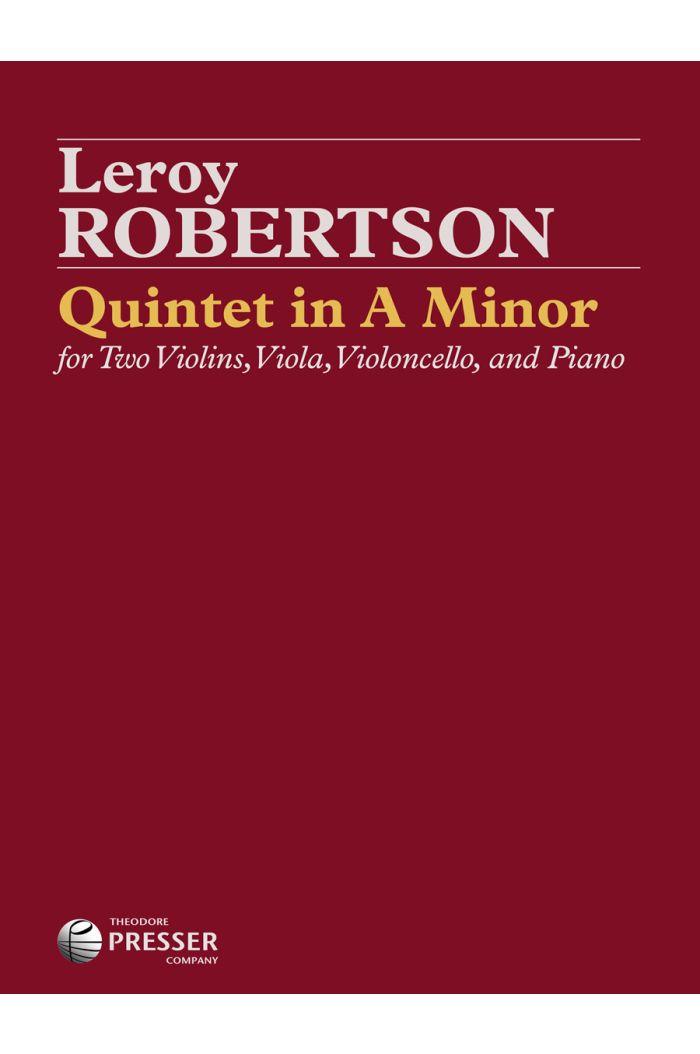 Quintet In A Minor