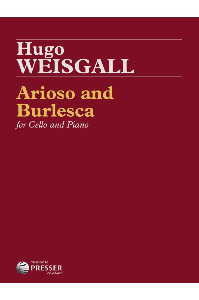 Arioso and Burlesca