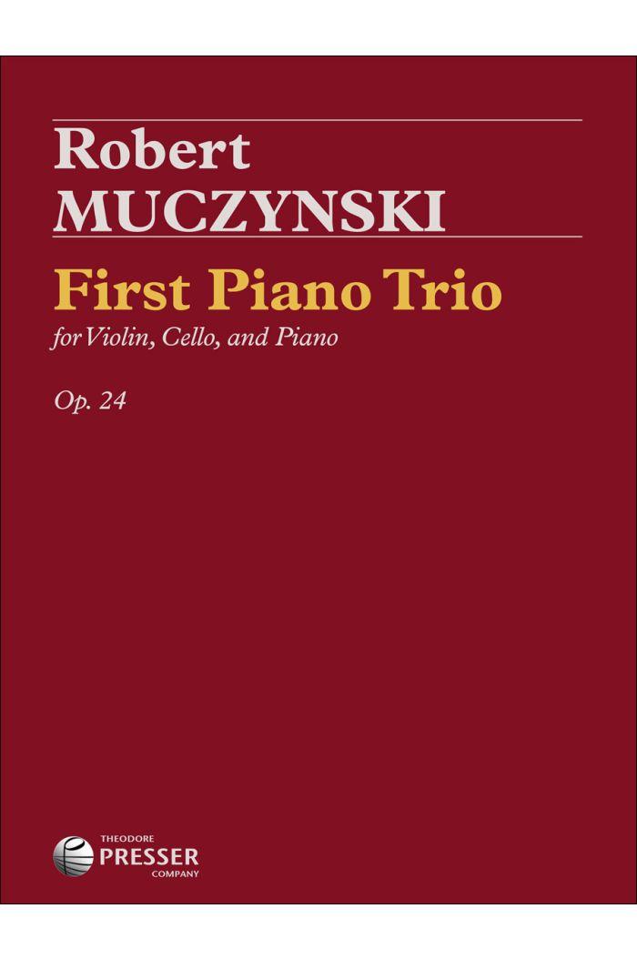 First Piano Trio