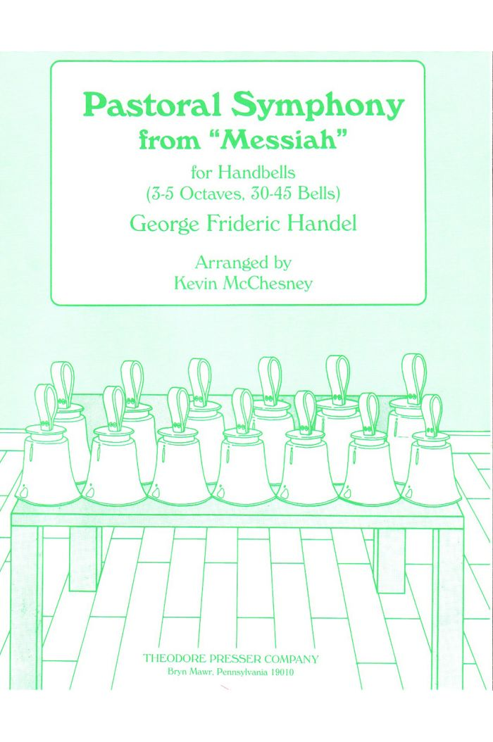 "Pastoral Symphony From ""Messiah"""
