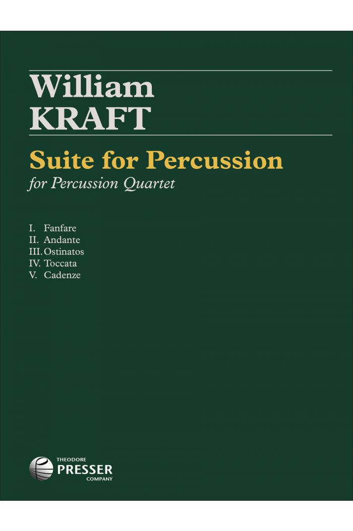 Suite for Percussion