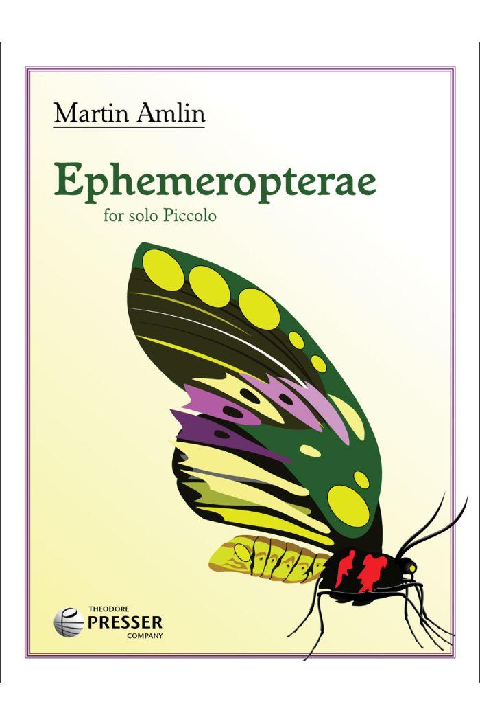 Ephemeropterae