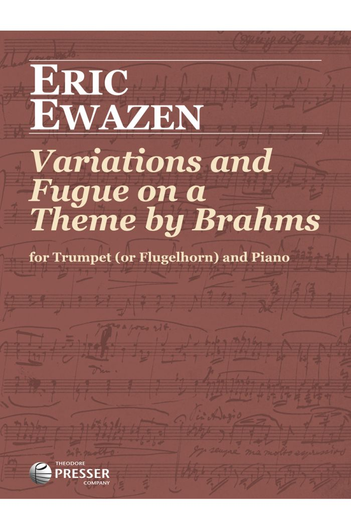 Variations and Fugue on a Theme of Brahms