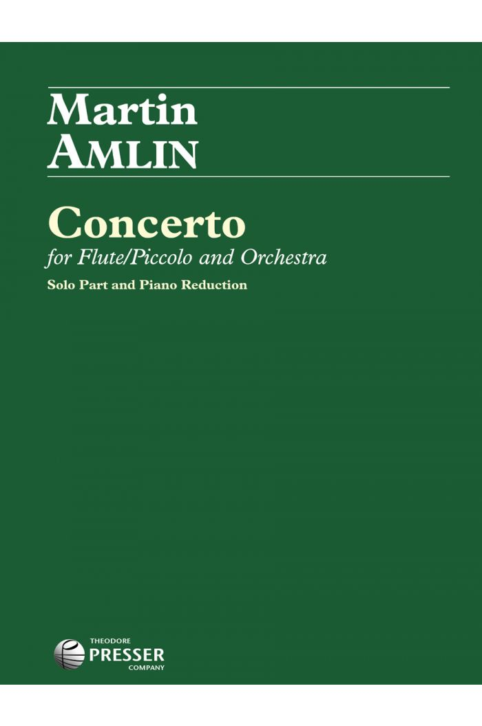 Concerto for Flute/Piccolo and Orchestra