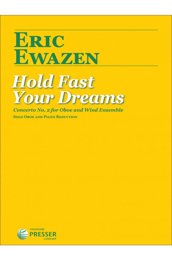 Hold Fast Your Dreams