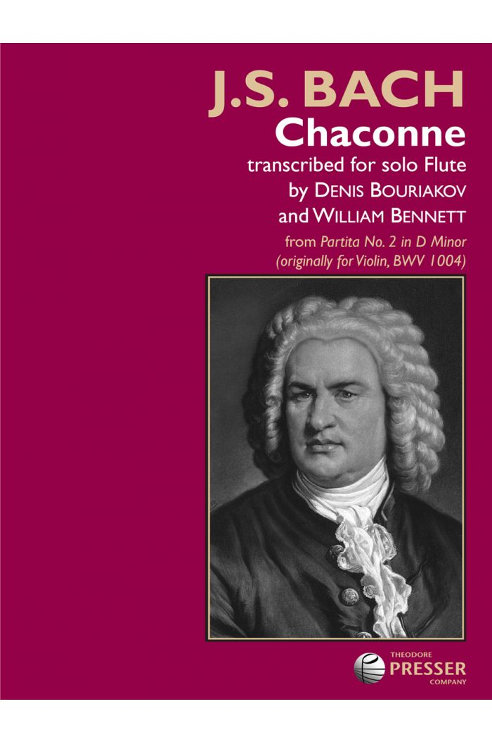 Chaconne From Partita No. 2 in D minor (Originally For Violin, BWV 1004)