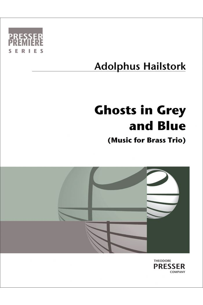 Ghosts in Grey and Blue