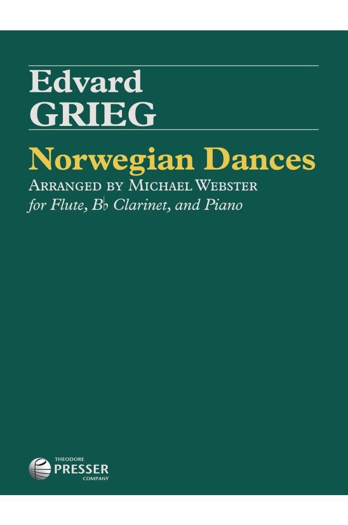 Norwegian Dances, Op. 35