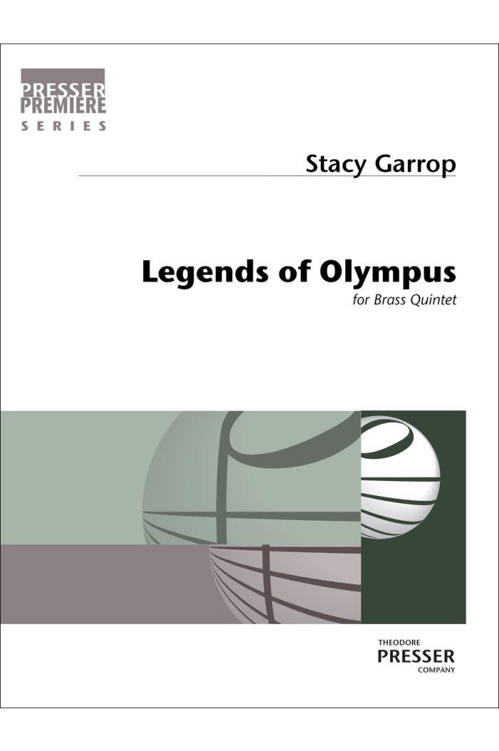 Legends of Olympus