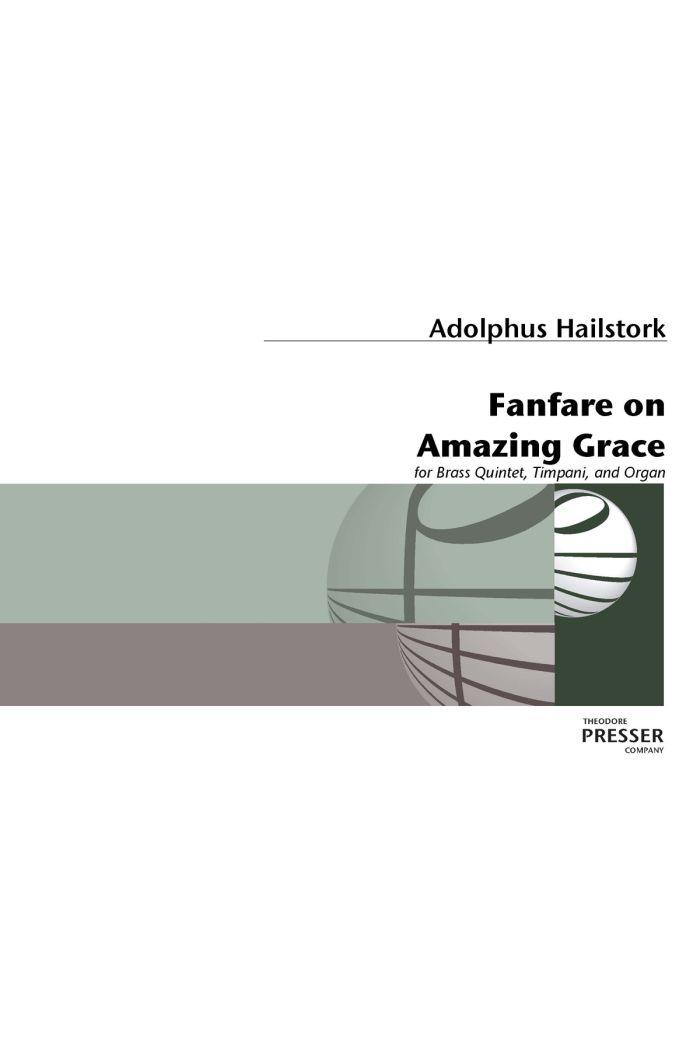Fanfare on Amazing Grace