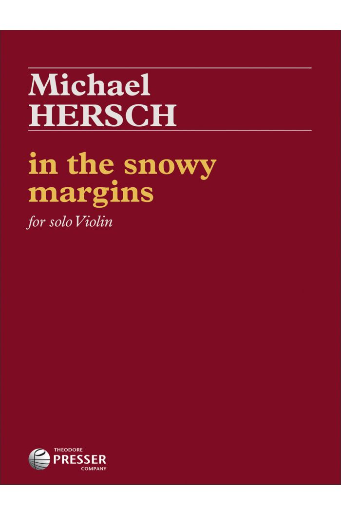 in the snowy margins