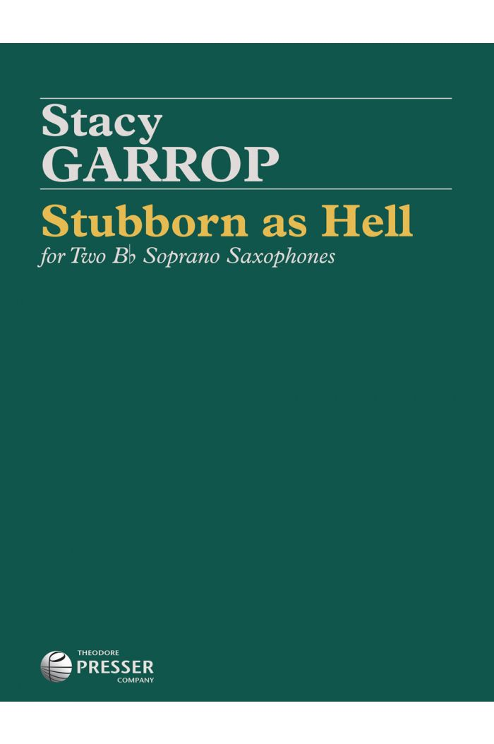 Stubborn As Hell