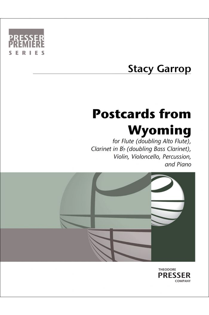 Postcards from Wyoming