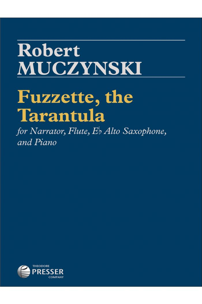 Fuzzette, the Tarantula