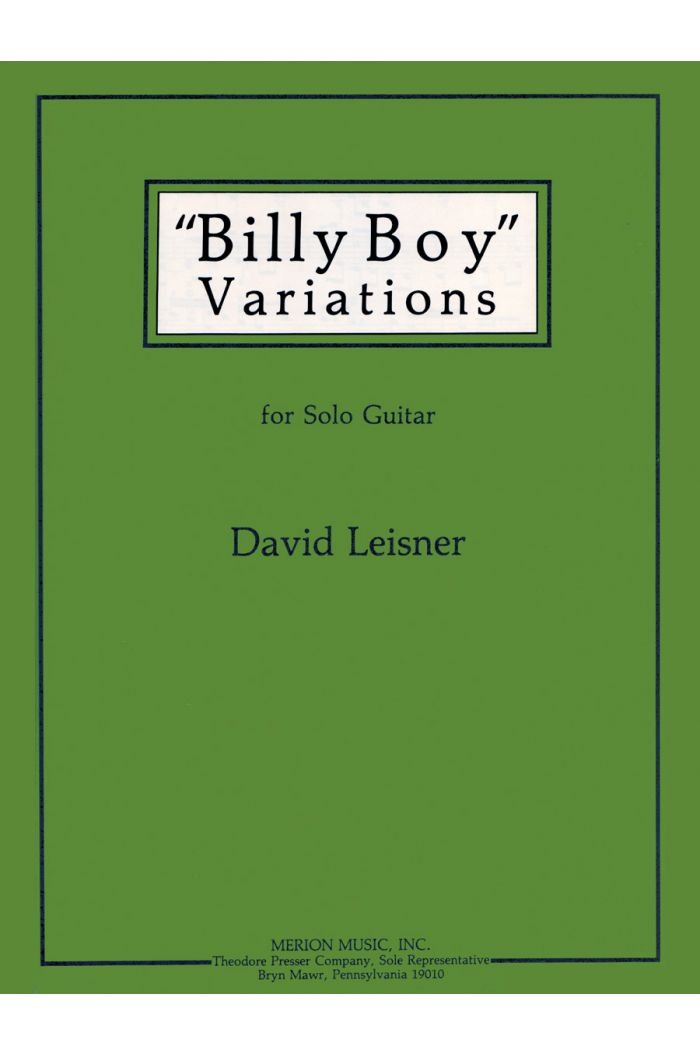 Billy Boy Variations