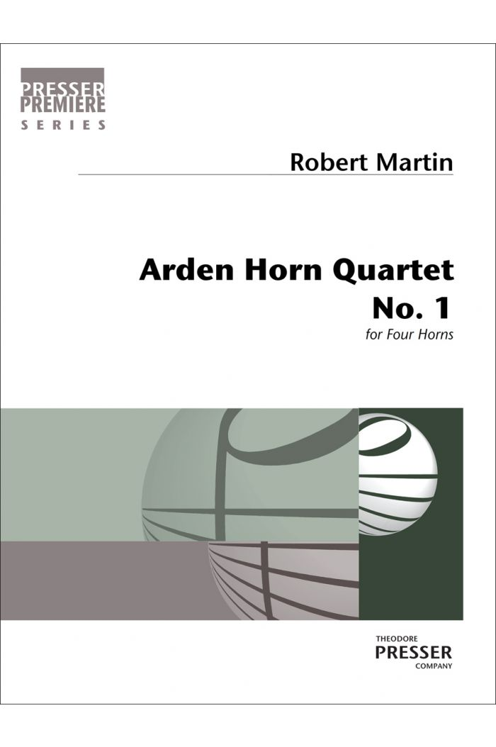 Arden Horn Quartet No. 1