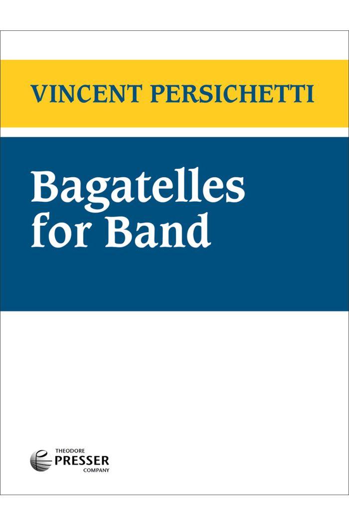 Bagatelles for Band