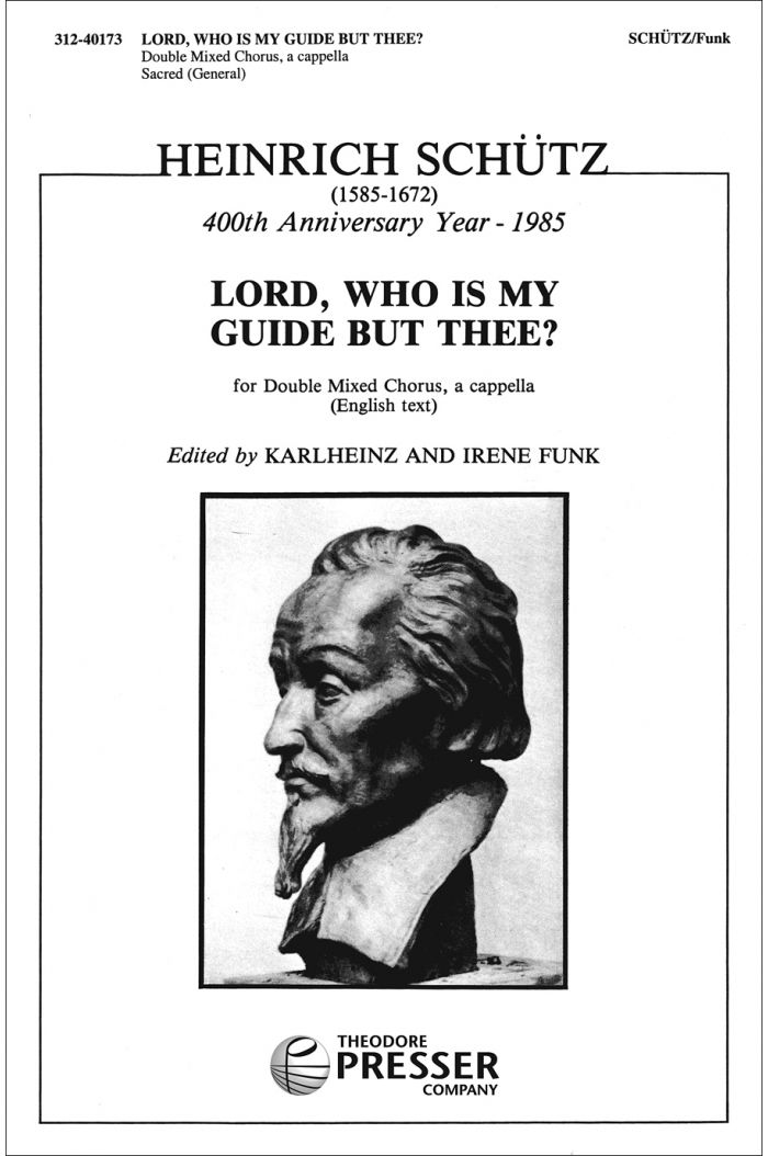 Lord, Who Is My Guide But Thee?