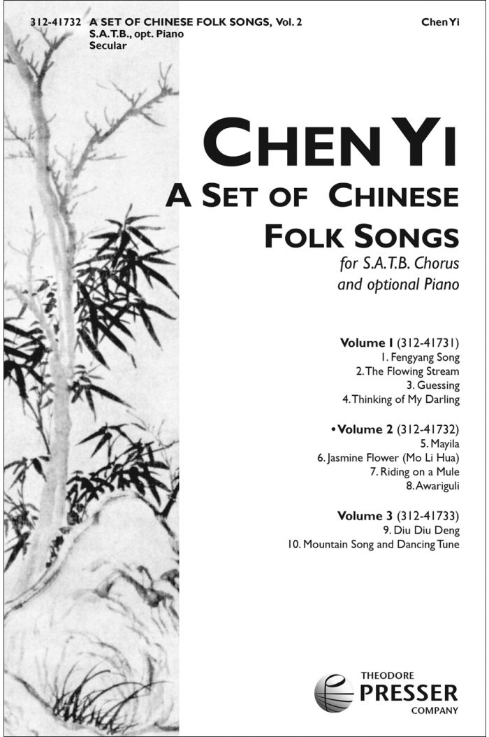 A Set of Chinese Folk Songs