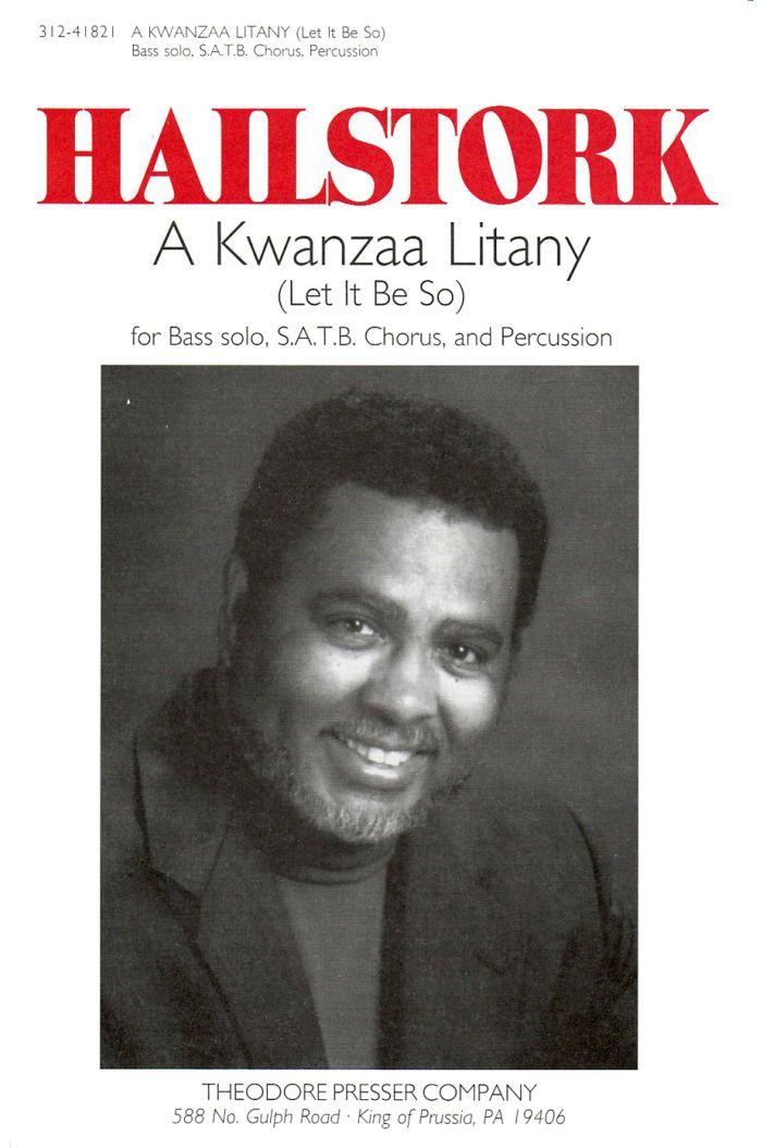 A Kwanzaa Litany