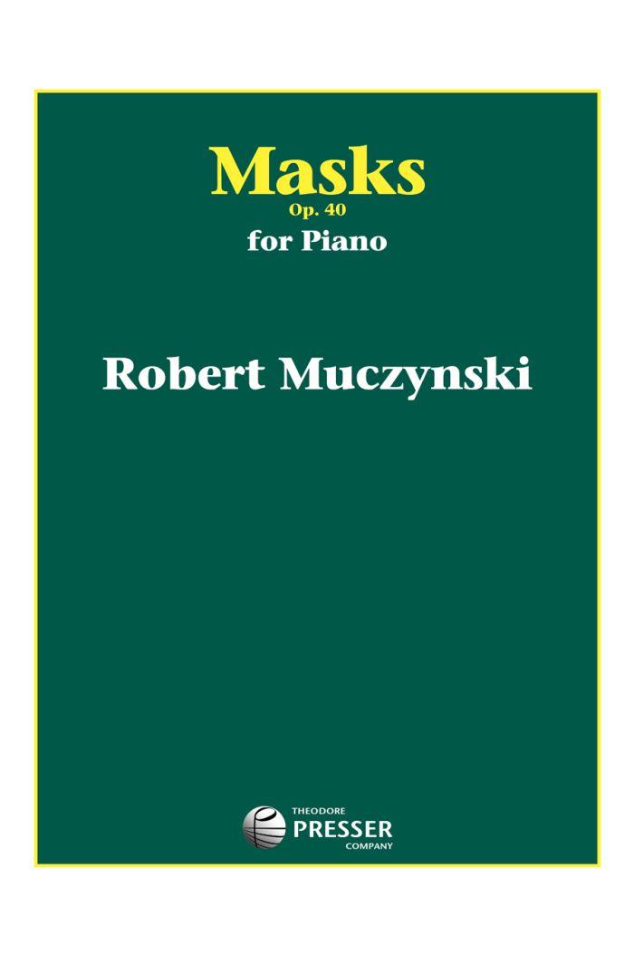 Masks, Op. 40