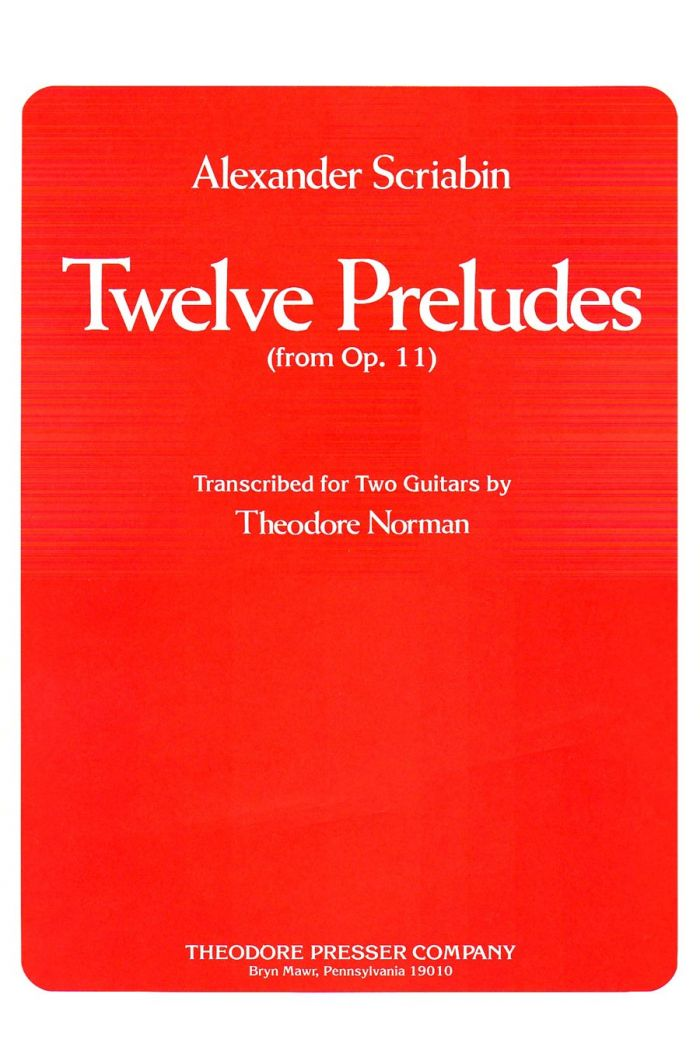 Twelve Preludes