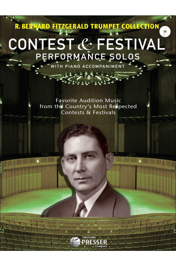 Contest & Festival Performance Solos, Trumpet