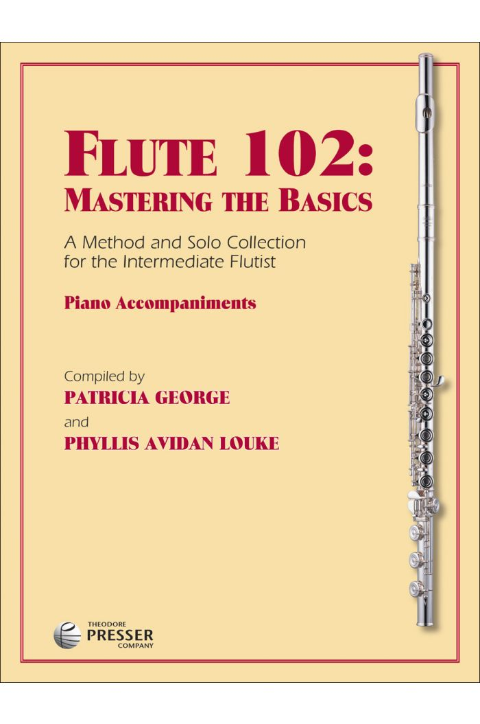 Flute 102: Piano Accompaniments
