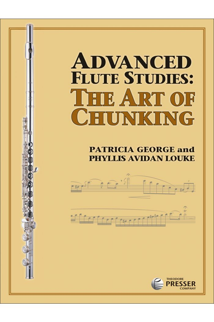 Advanced Studies: The Art of Chunking, Flute