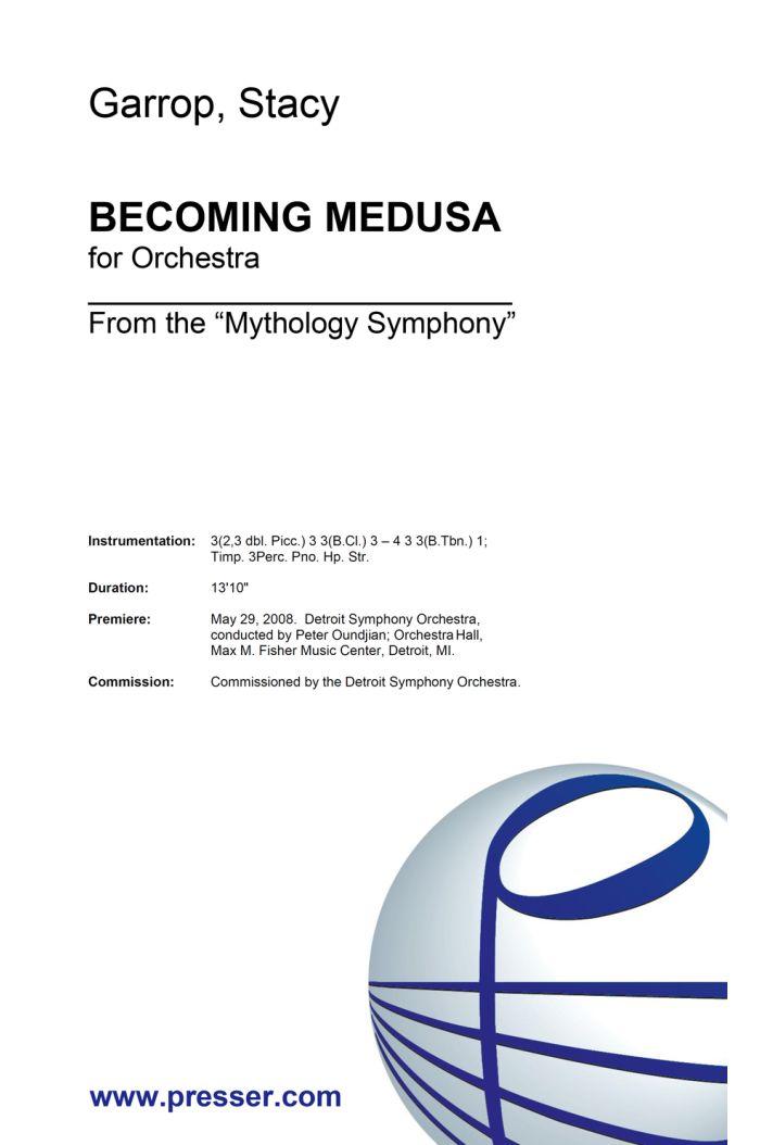 Becoming Medusa