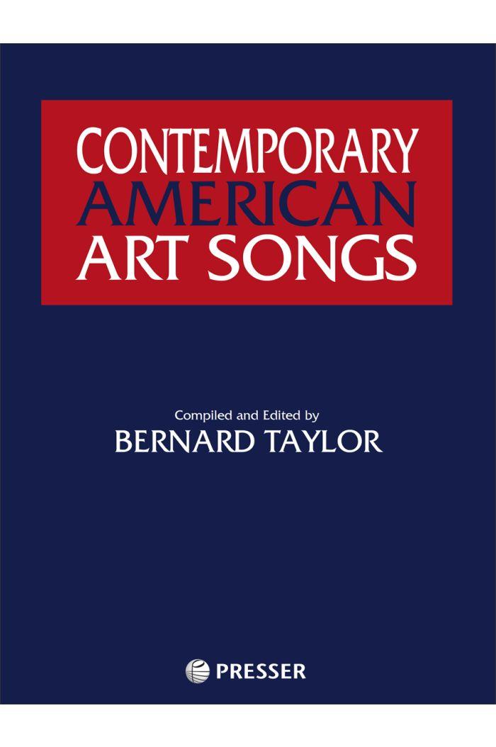 Contemporary American Art Songs