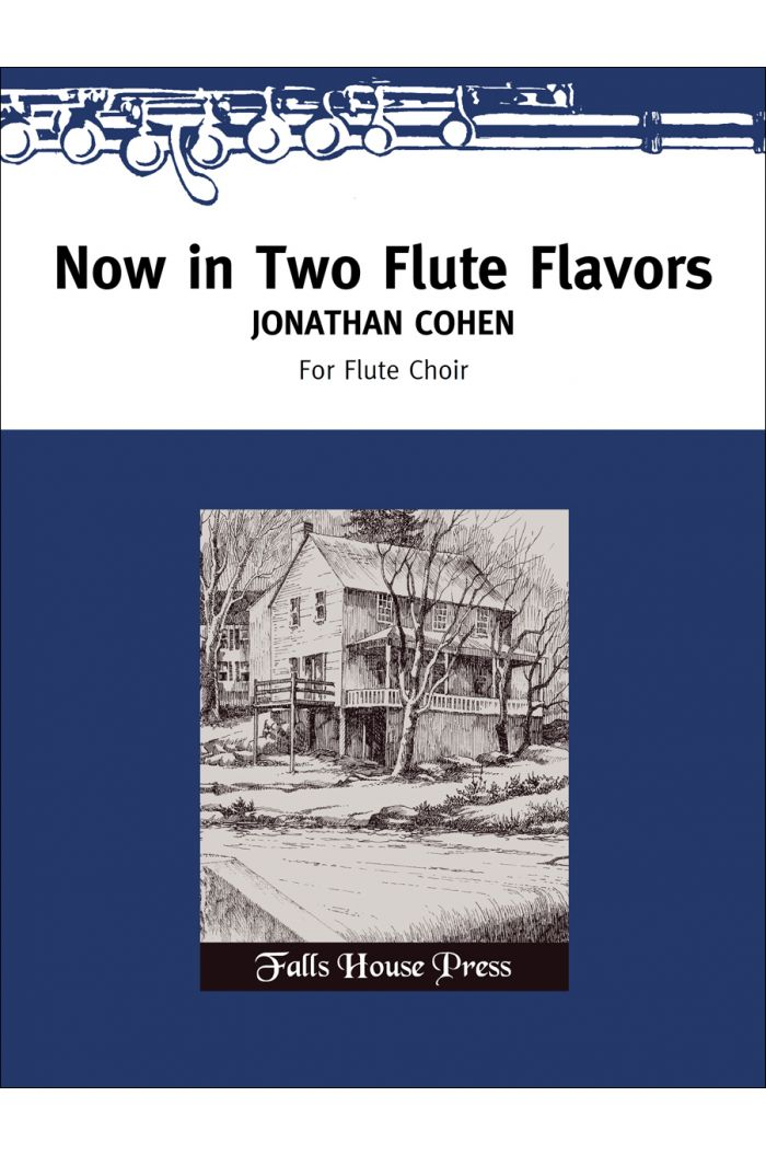 Now In Two Flute Flavors