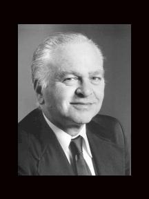 Seymour Barab Headshot