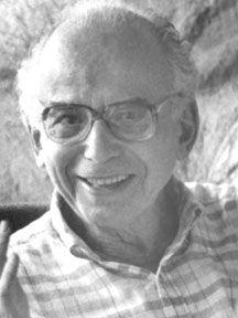 George Perle Headshot
