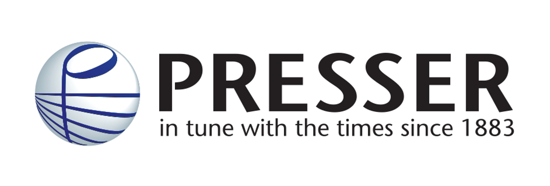 Theodore Presser logo